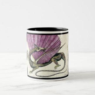 Medieval Dragon Mug
