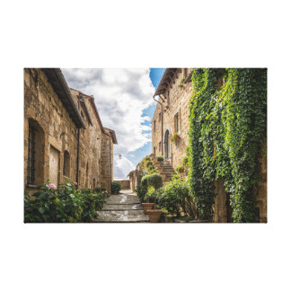 Medieval Era/the Middle Ages art Canvas Print