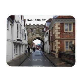 Medieval Gate of Salisbury Magnet