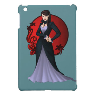 Medieval Gothic Queen Pinup Cover For The iPad Mini