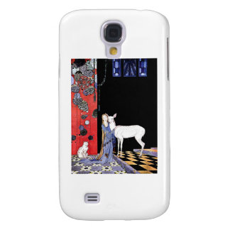 medieval gown samsung galaxy s4 cases
