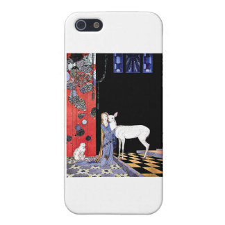 medieval gown iPhone 5 cover