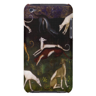Medieval Greyhounds Fine Art Barely There iPod Cover