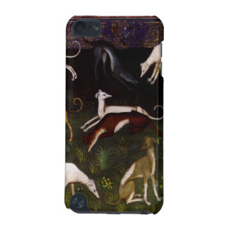 Medieval Greyhounds Fine Art iPod Touch (5th Generation) Cases