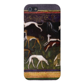 Medieval Greyhounds in the Deep Forest Case For The iPhone 5