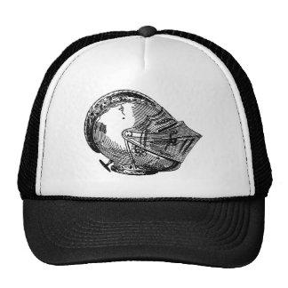 medieval-helmet-23 trucker hat