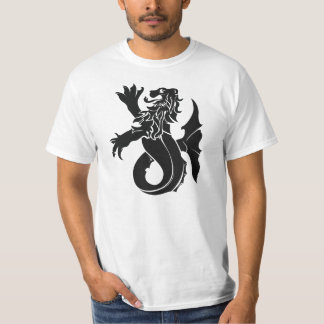 Medieval heraldry Sea lion Value T-Shirt