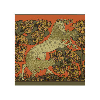Medieval Horse Art