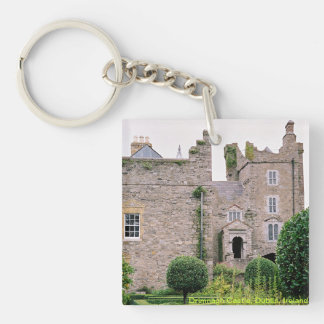 Medieval Irish Castle, Drimnagh, Dublin Key Ring