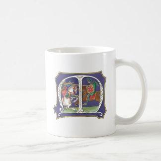 Medieval Joust Coffee Mug