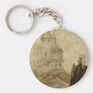 Medieval Key Ring