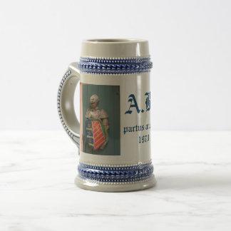 Medieval Knight Beer Stein