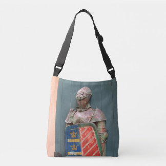 Medieval Knight Crossbody Bag