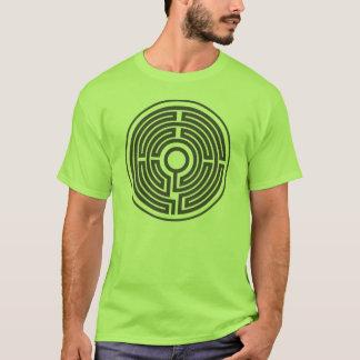 medieval labyrinth small T-Shirt