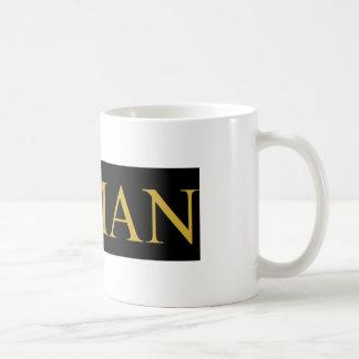 Medieval look coffee mug