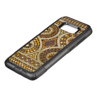 Medieval Murano Mosaics in Romanesque Style OtterBox Commuter Samsung Galaxy S8+ Case