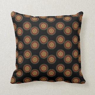 Medieval Ornaments Cushion