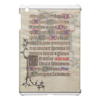 Medieval Parchment iPad Case