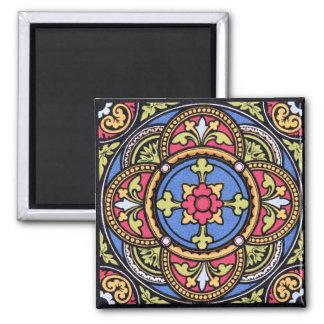 Medieval Pattern Magnet