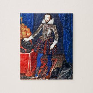 Medieval Portrait Puzzle