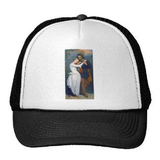 Medieval Romance Couple Trucker Hats