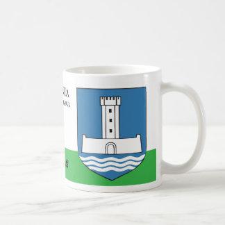 Medieval Sea Tower by the Sea from Jarva Estonia Coffee Mug