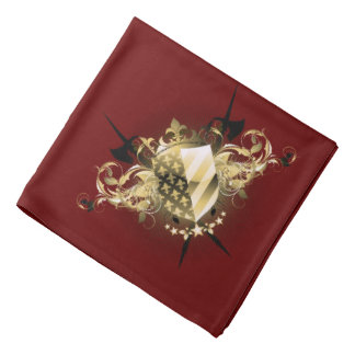 Medieval Shield Bandana