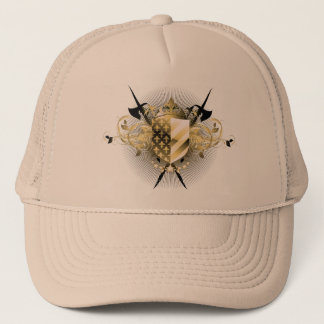 Medieval Shield Trucker Hat