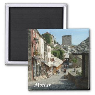 Medieval Street Magnet