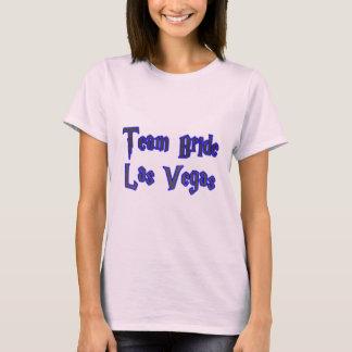 Medieval Style Team Bride Las Vegas T-Shirt