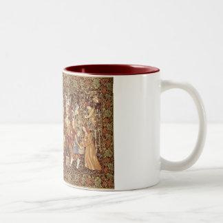Medieval Tapestry Mug