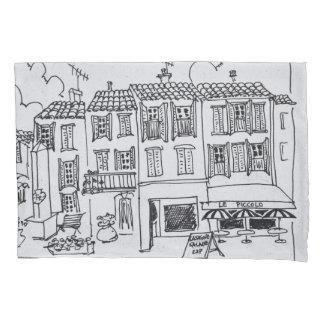 Medieval Village of Biot, France Pillowcase