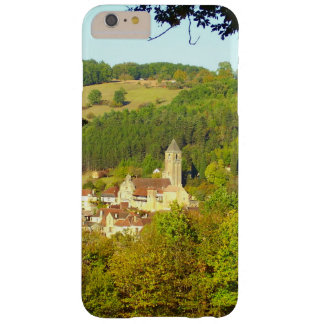 Medieval Village of Plazac iPhone Case