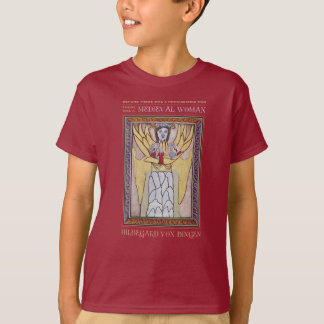 Medieval Woman T-Shirt