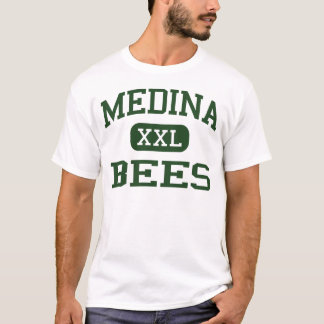 Medina - Bees - Medina High School - Medina Ohio T-Shirt