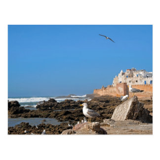 Medina of Essaouira and the Atlantic coast Postcard