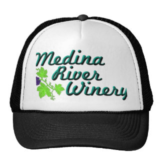 Medina River Logo Items Cap