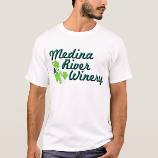 Medina River Winery Tee Shirts