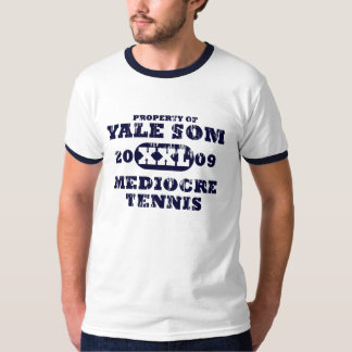 Mediocre Tennis (light) T-Shirt