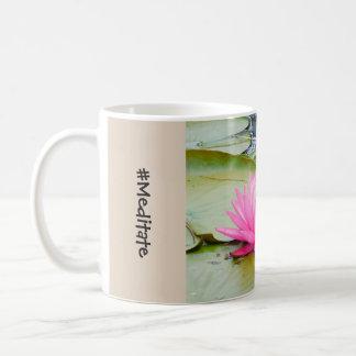 Meditate Coffee Mug
