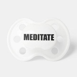 Meditate Dummy