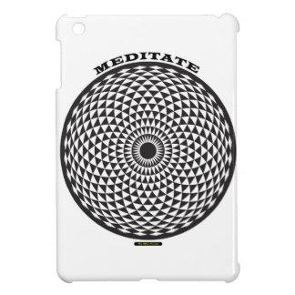 Meditate iPad Mini Case