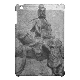Meditating Guan Yin/ Buddasava of Mercy 觀音菩薩 iPad Mini Case