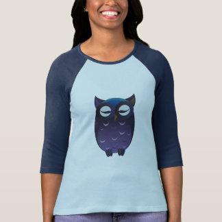 Meditating Owl T-Shirt