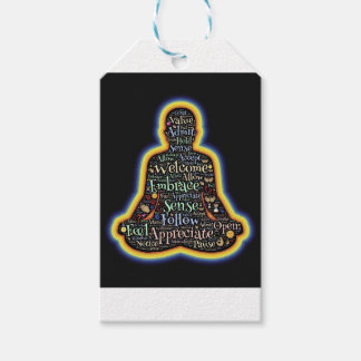 Meditation and all it is gift tags