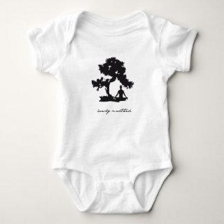 Meditation Baby Baby Bodysuit
