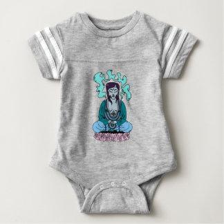 Meditation Baby Bodysuit