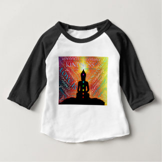 Meditation Baby T-Shirt