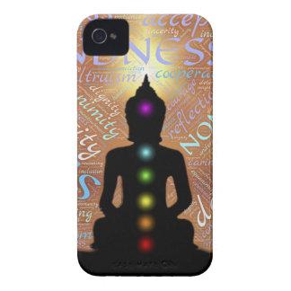 Meditation iPhone 4 Cases