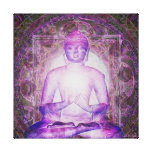 Meditation Light Gallery Wrap Canvas
